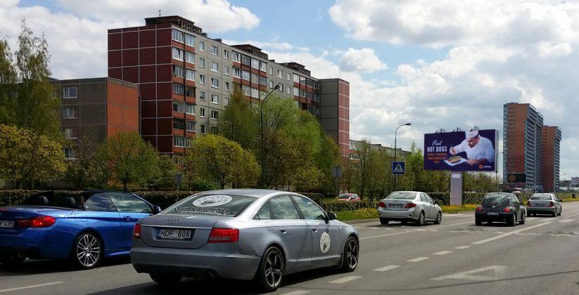STENDAS N20 Šiaurinė p.
